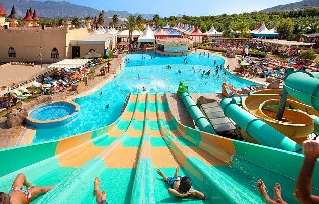 Bungalows robin hood en benidorm caba as en alicante - Hotels in alicante with swimming pool ...